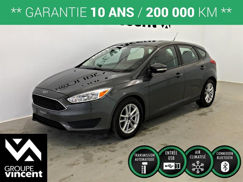 Ford FOCUS 2017 SE **GARANTIE 10 ANS** #9621AT