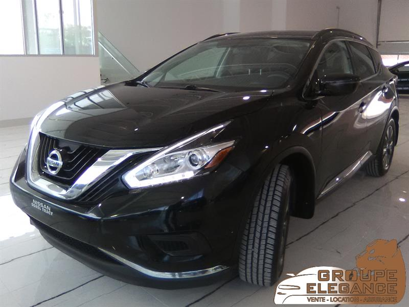 2015 Nissan Murano FWD/ NAVIGATION/  4dr #N288931
