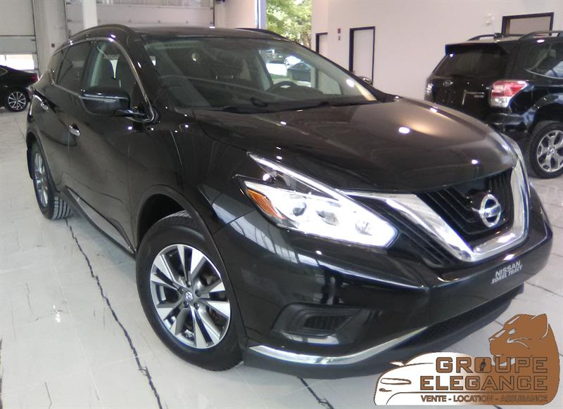 2015 Nissan Murano FWD 4dr