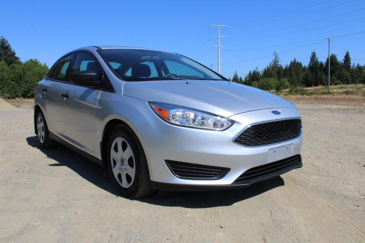 2017 Ford FOCUS S #t597860A