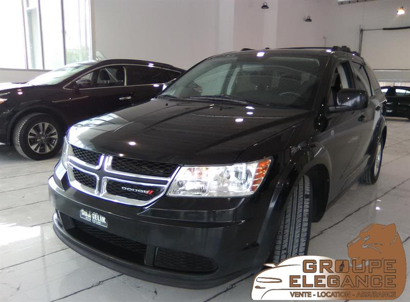 2015 Dodge Journey SE Plus FWD 4dr