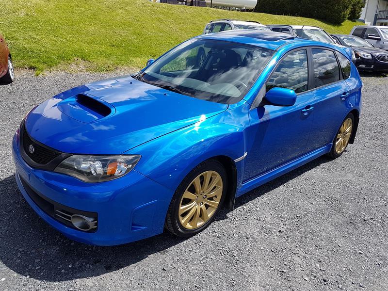 Subaru Impreza 2009 5dr HB WRX
