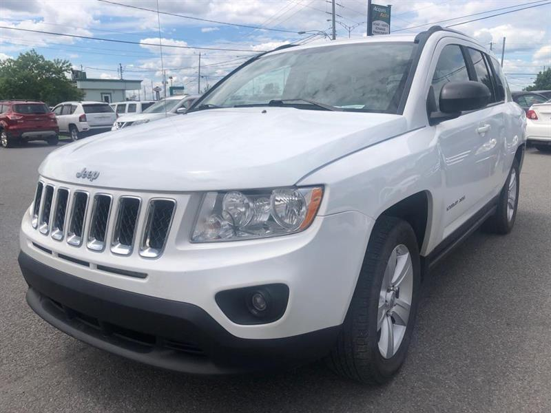 Jeep Compass 2011 Sport/North Edition #MD1684