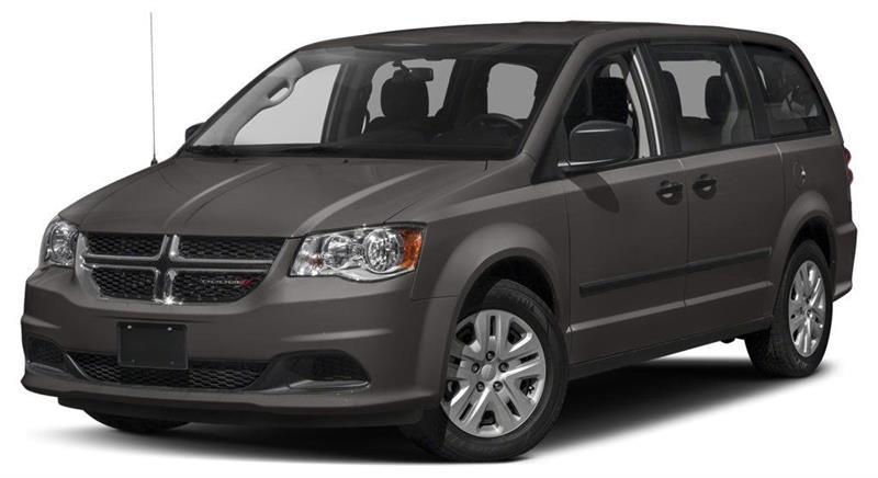 2019 Dodge Grand Caravan CVP/SXT #K715888