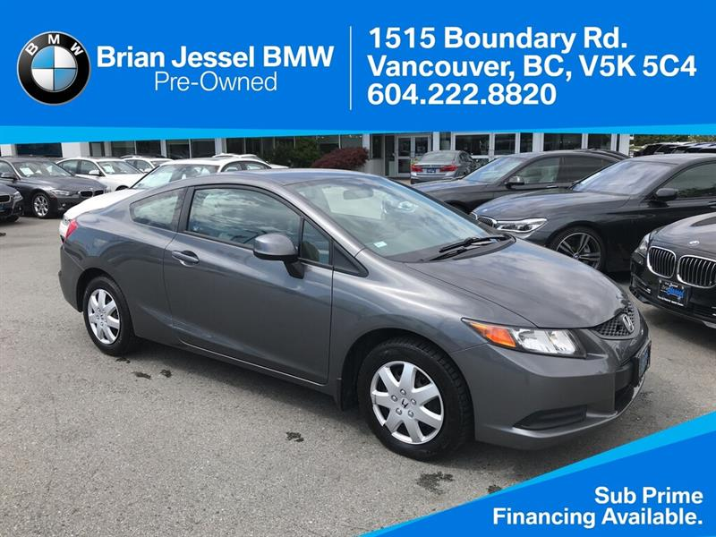 2012 Honda Civic #BP792110