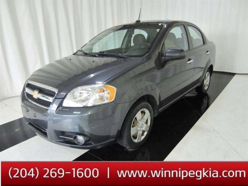 2011 Chevrolet Aveo LT *Accident Free, Local Trade!* #19SR168A