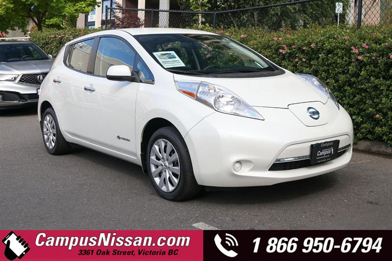 2016 Nissan Leaf | S | FWD w/ Quick-Charge #JN3277