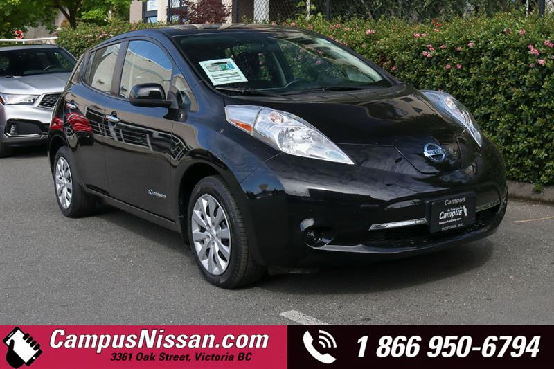 2015 Nissan Leaf | S | FWD w/ Quick-Charge #JN3290