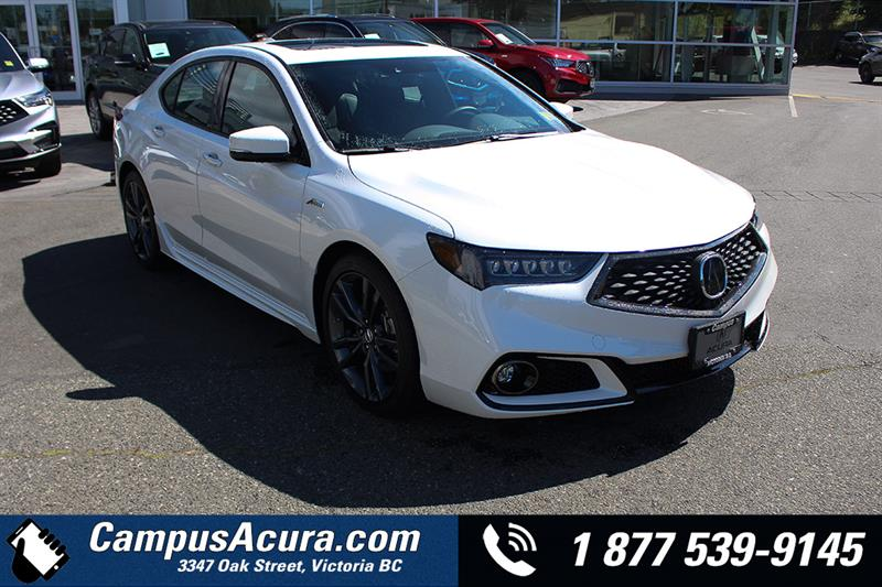 2020 Acura TLX A-Spec #20-4003