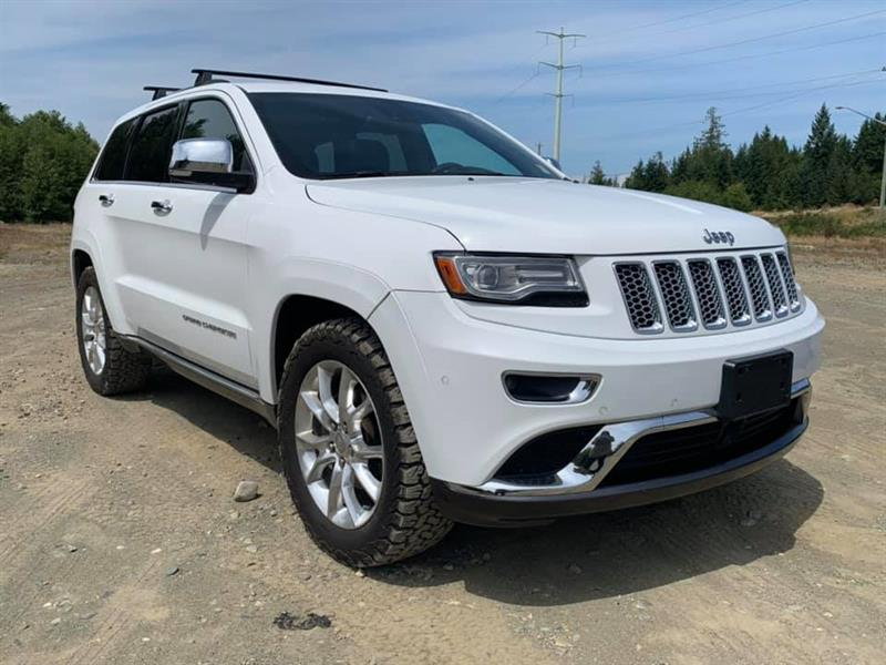 2014 Jeep Grand Cherokee Summit #C146421A