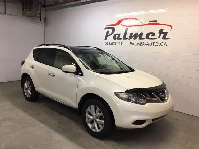 Nissan Murano 2012 AWD 4dr #18-989