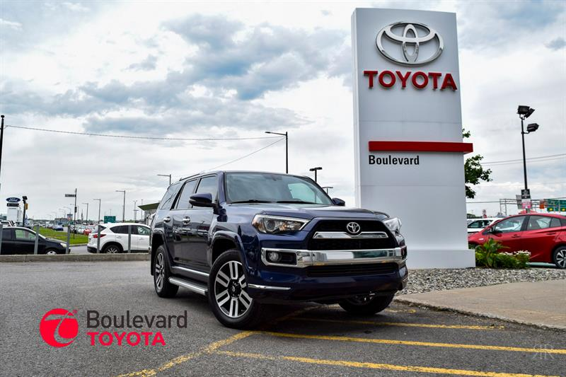 Toyota 4Runner 2016 * LIMITED 5 OCCUPANTS * #530062A
