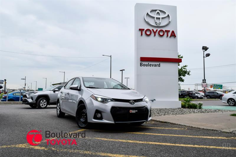 Toyota Corolla 2014 * SE * #539971