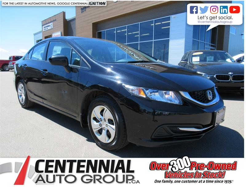 2014 Honda Civic Sedan LX #U822