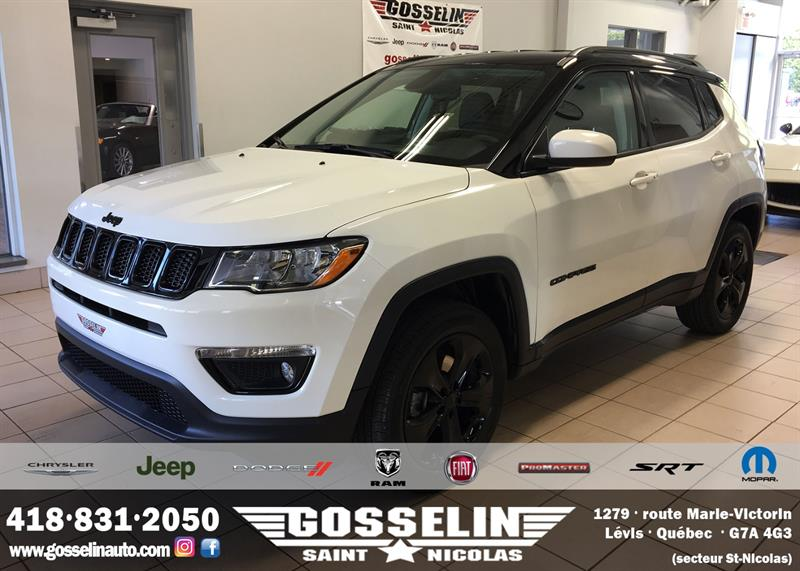 Jeep Compass 2018 Altitude 4x4 #J4721