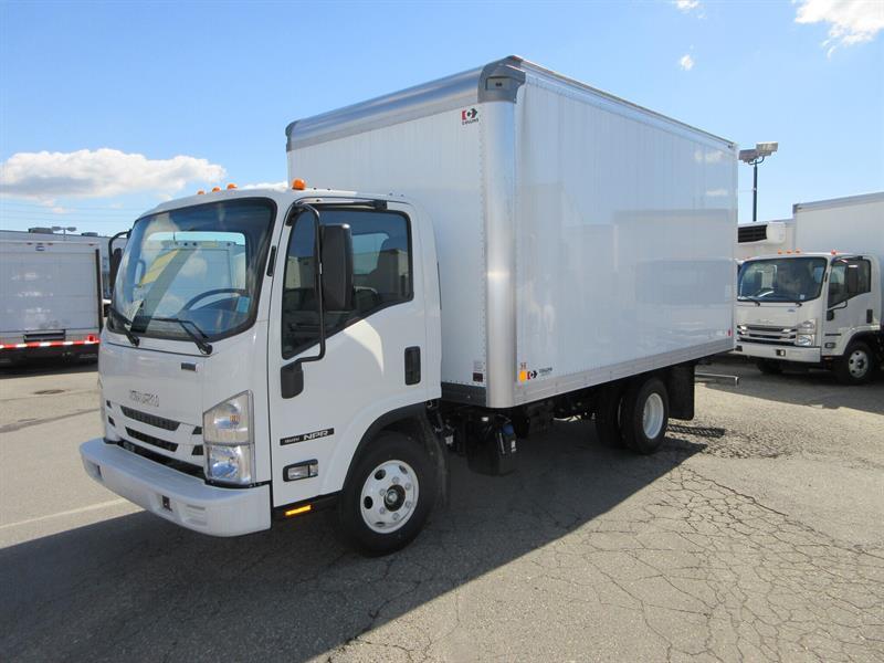 Isuzu Truck dealership in Surrey (Vancouver area) BC -Gold