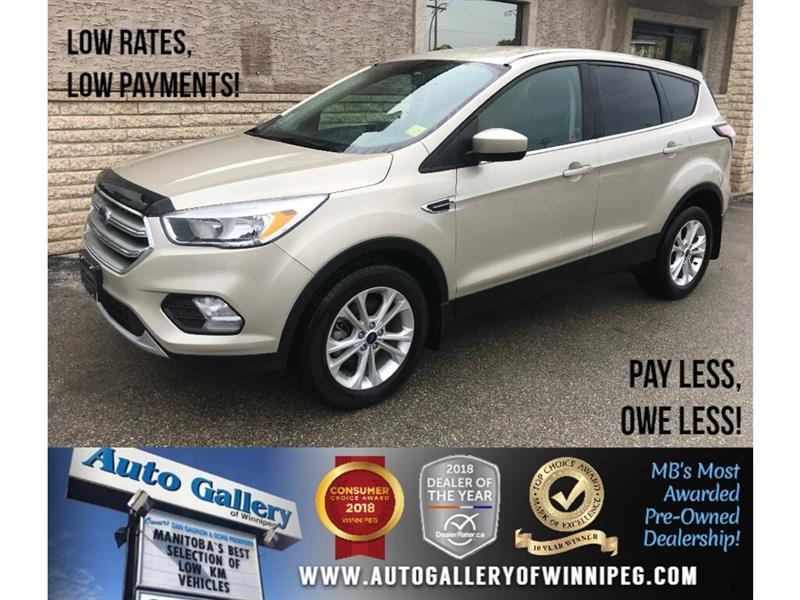 2017 Ford Escape SE *AWD/Htd Seats/Backup Cam/Bluetooth #23721