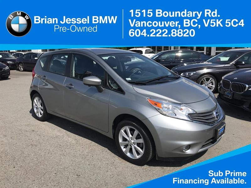 2015 Nissan Versa Note #BP794310