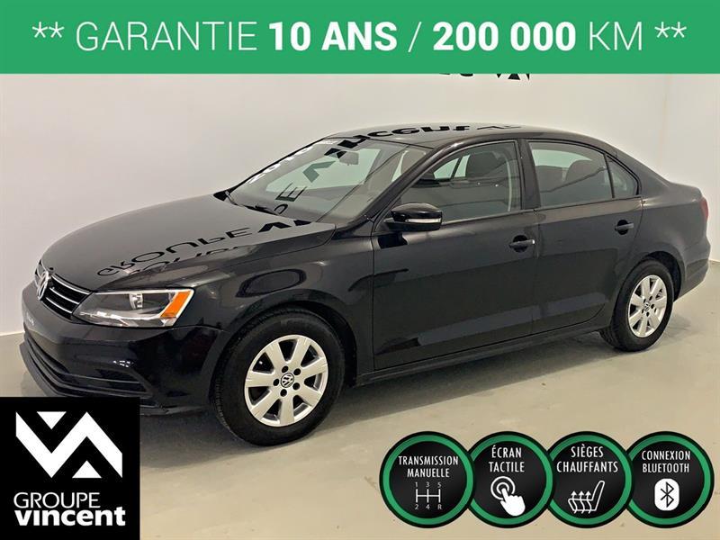 Volkswagen Jetta 2016 TRENDLINE PLUS ** GARANTIE 10 ANS ** #108AT
