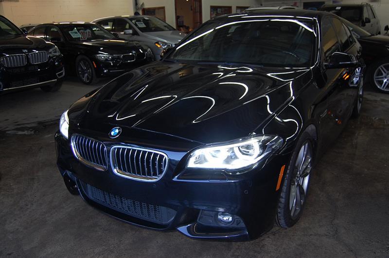 BMW 5 Series 2016 4dr Sdn 535i xDrive AWD