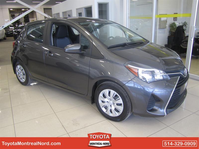 Toyota Yaris 2016 HB LE Aut/Ac/Vitres,Portes,Miroirs Electriques  #3768 AT