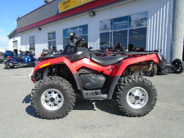Can-am Outlander 800 2011