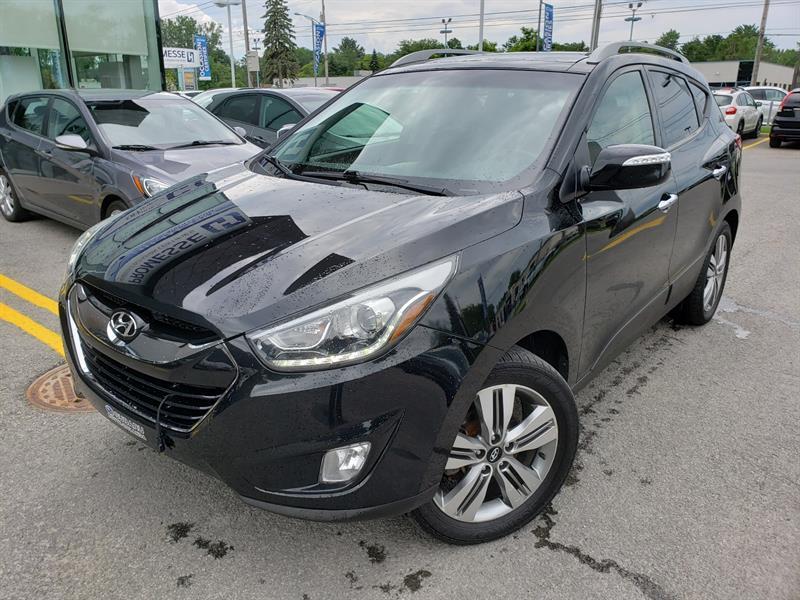 Hyundai Tucson 2015 LIMITED AWD NAVIGATION,CUIR+ #A-2875