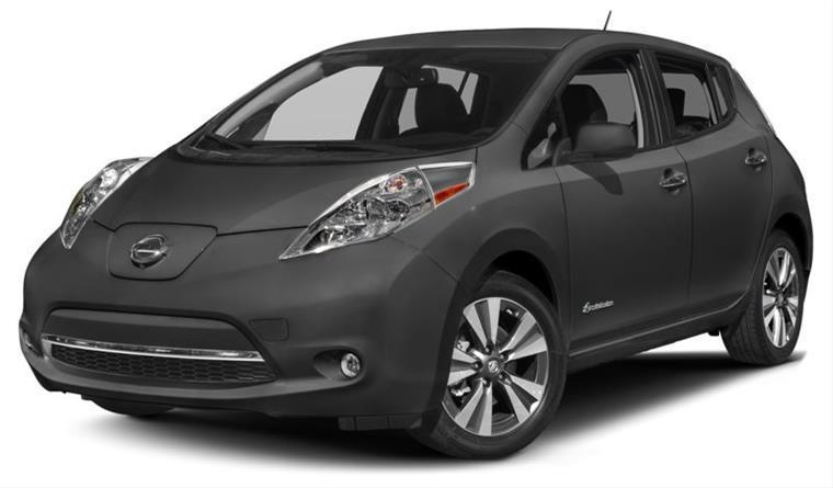 Nissan Leaf 2016 SL #A6762