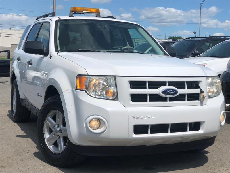 Ford Escape 2009 ECVT Hybrid #9KB07110