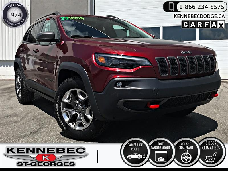 Jeep Cherokee 2019 Trailhawk Elite 4x4 #05096