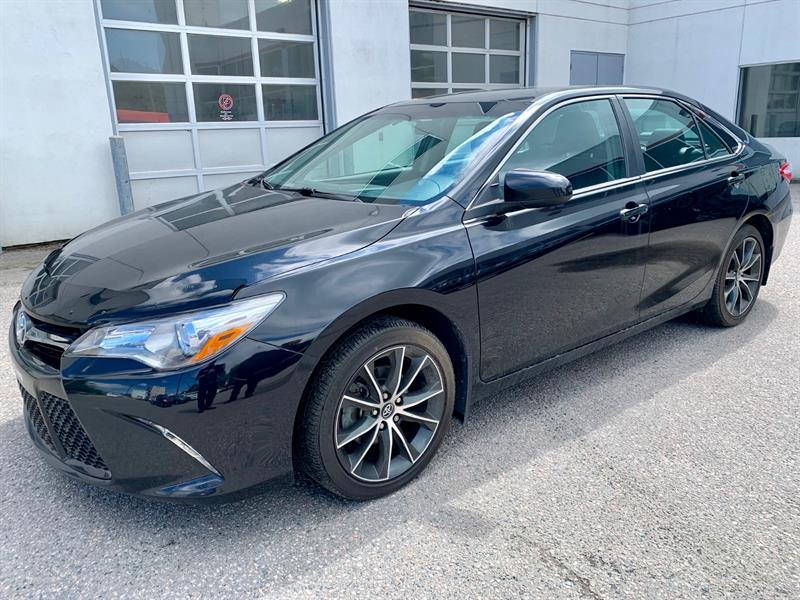 Toyota Camry 2016 XSE  #19190A