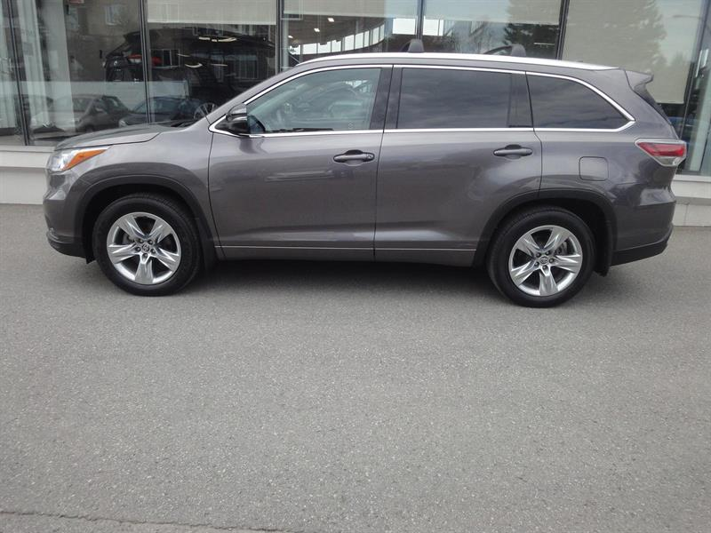 Toyota Highlander 2016 Limited #P9405