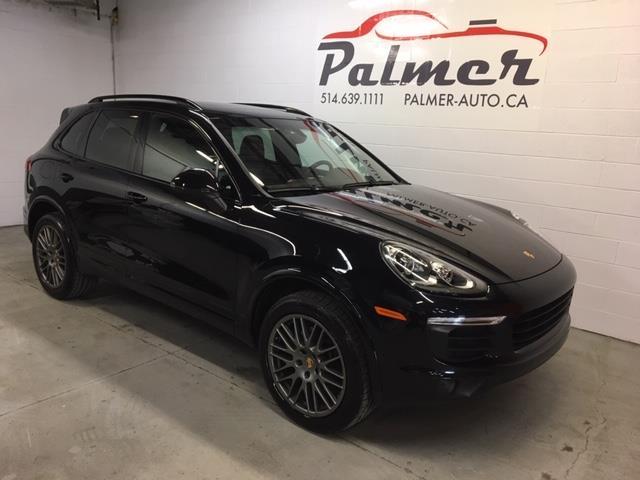 Porsche Cayenne 2018 AWD #19-020
