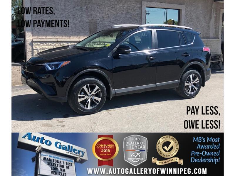2018 Toyota RAV4 LE *B.tooth/Htd Sts/B.Cam #23967