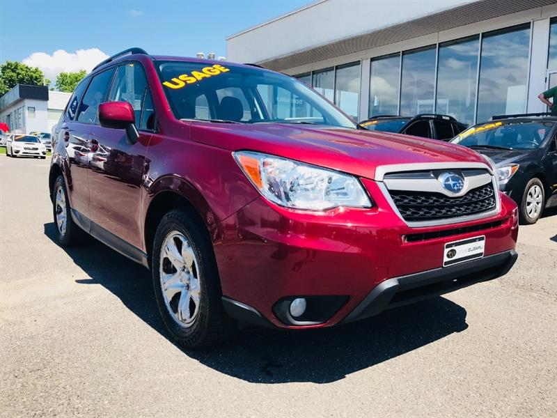 Subaru Forester 2015 2.5i Touring Package #k1060a