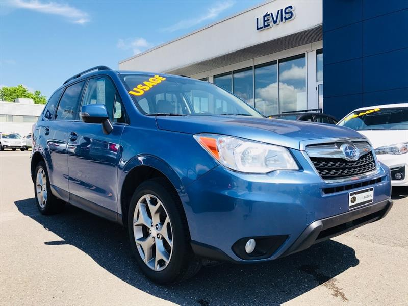 Subaru Forester 2016 2.5i Limited Package #16027a