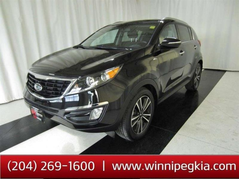 2015 Kia Sportage 2.0T SX *No Accidents!* #20SO324A