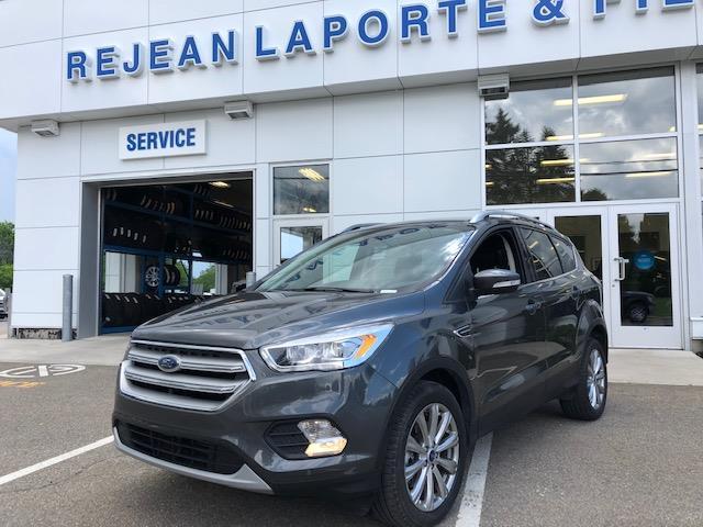 Ford Escape 2018 Titanium 4WD #3664
