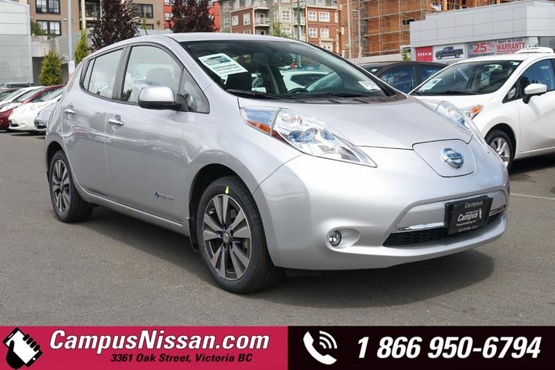 2015 Nissan Leaf | SV | w/ Prem Tech & Quick-Charge #JN3327