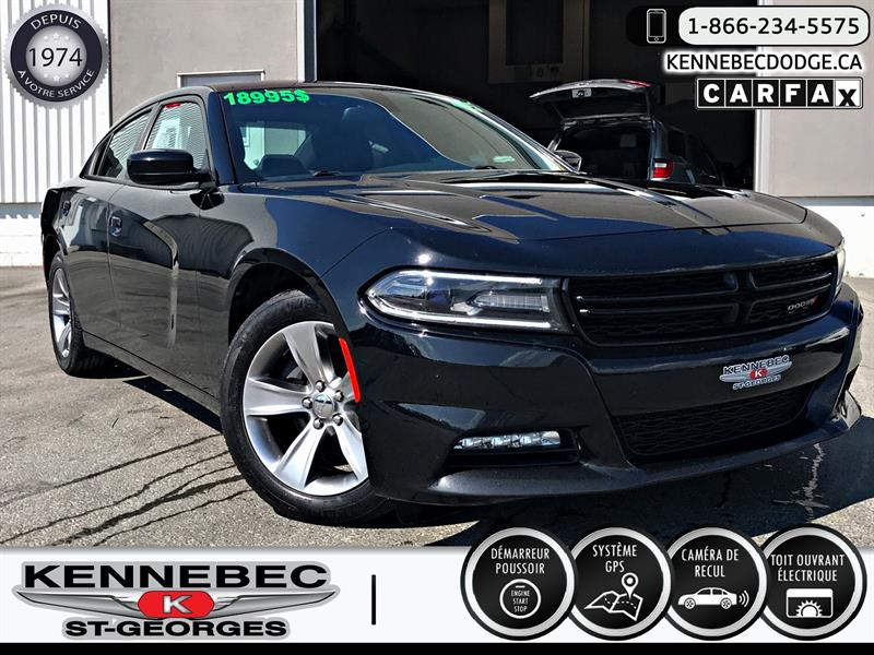 Dodge Charger 2015 4dr Sdn SXT RWD #39093a