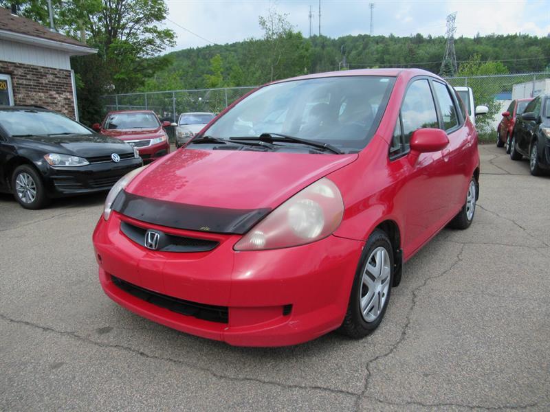 Honda Fit 2007 LX Hatchback #19-218