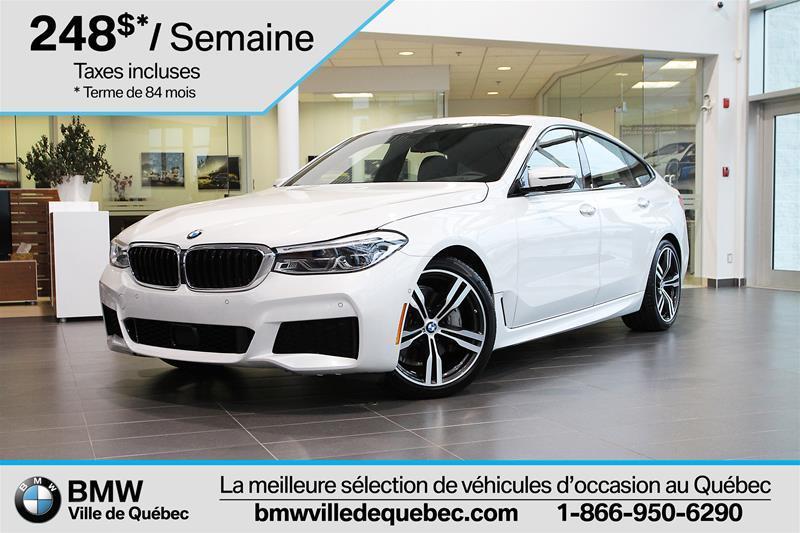 BMW 640i 2018 xDrive Gran Turismo #20948A