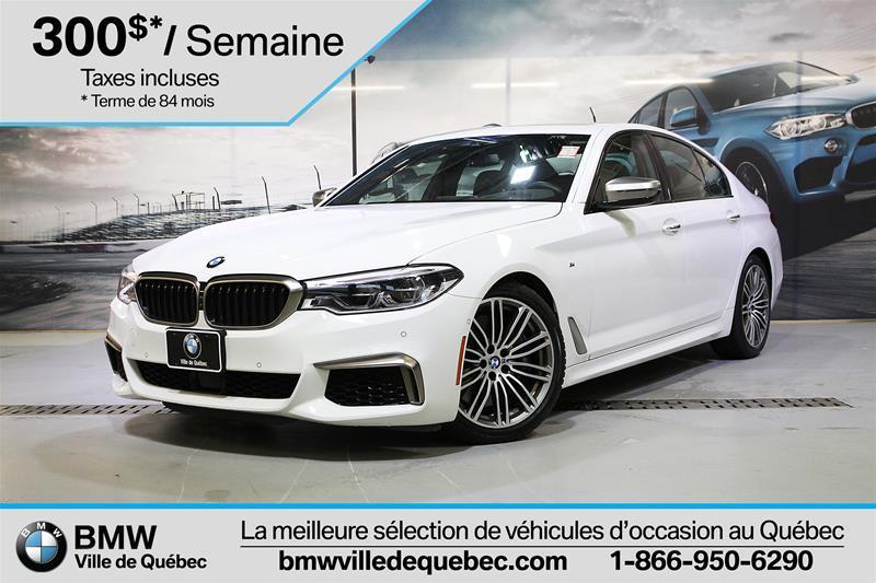BMW M550i 2018 xDrive Sedan #22976A