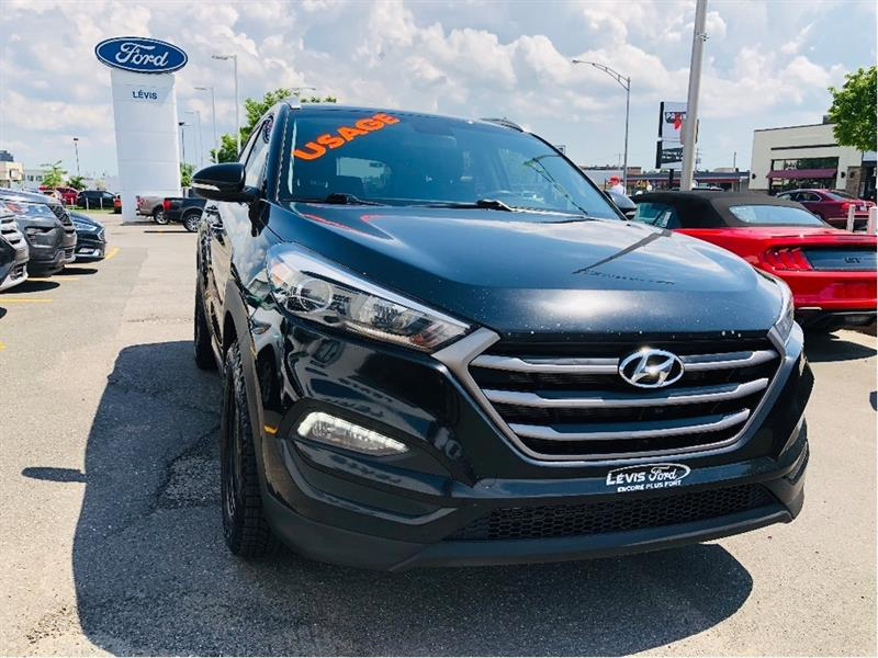 Hyundai Tucson 2016 - #10207G