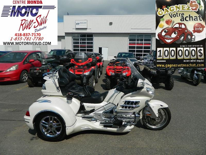 Trike Honda GL 1800 GOLDWING 2010