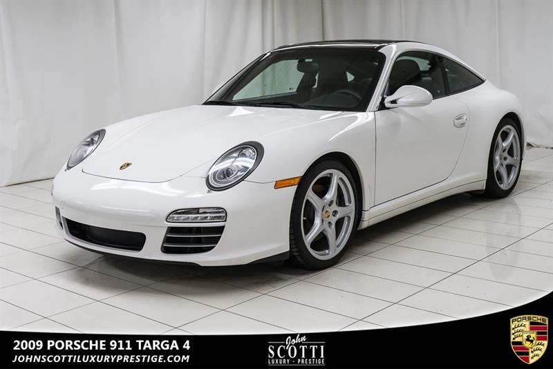 Porsche 911 2009 Targa 4 #C0388