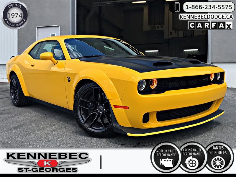 Dodge Challenger 2019 SRT Hellcat RWD #39947