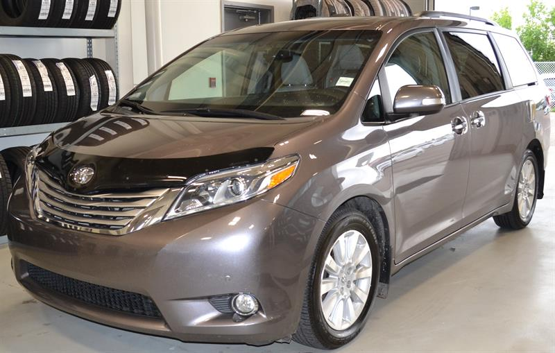 2015 Toyota Sienna Limited 7-Pass AWD #P1299