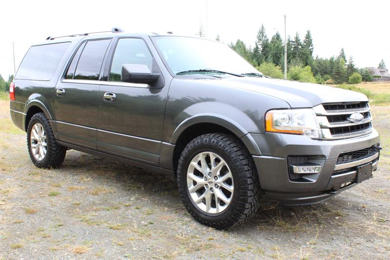 2017 Ford Expedition Max 4WD 4dr Limited #P2267 (KEY 99)