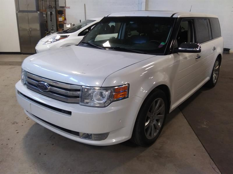 Ford Flex 2010 Limited AWD - NAVI - CAM - TOIT - CUIR - 7 Pass #570